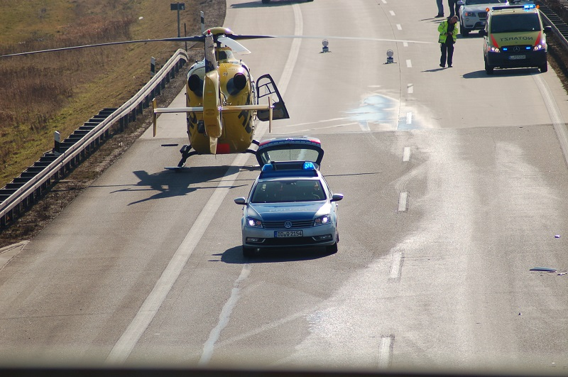 Schwerer Verkehrsunfall Auf A14 Bei Kleinpösna Medienportal Grimma