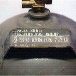 Gasflasche_Aufschrift