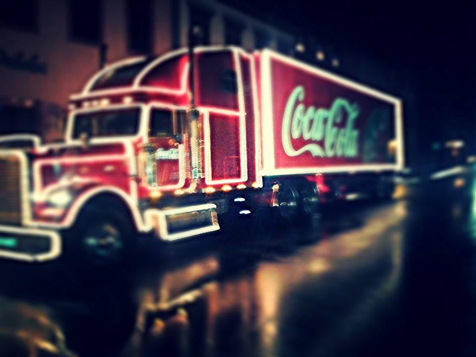 Coca Cola Weihnachtstrucks Wieder On Tour In Sachsen Medienportal