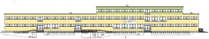 Visualisierung Fassadengestaltung: Ingenieur- und Bauplanung, Tilo Storm