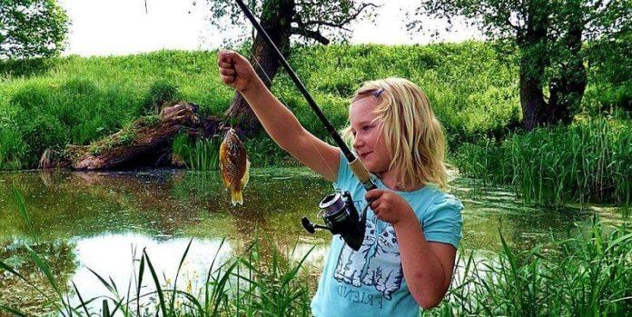 Foto: Kleines Anglerparadies