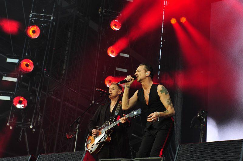 Depeche Mode 3685 Foto Kube