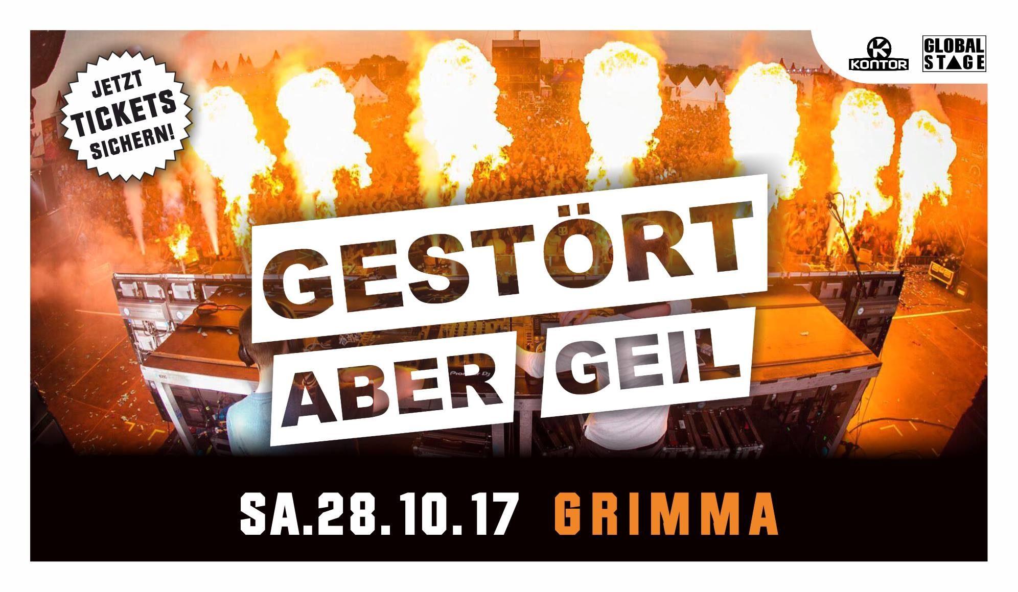 Gestört Aber Geil Live In Der Muldentalhalle Grimma Medienportal