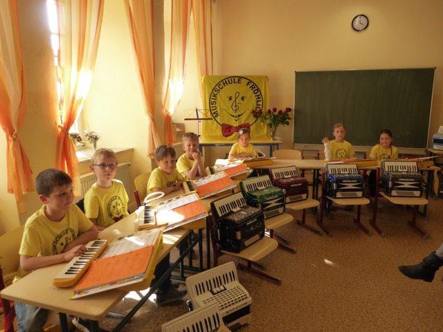 Foto: Musikschule Fröhlich