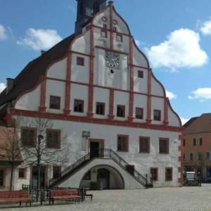 Das Grimmaer Rathaus