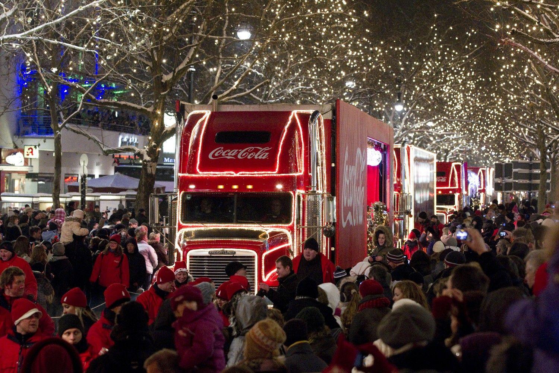 Coca Cola Trucks Kommen Wieder Nach Sachsen Medienportal Grimma