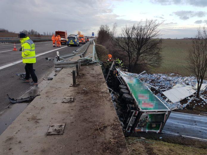 Unfall Brücke Heute